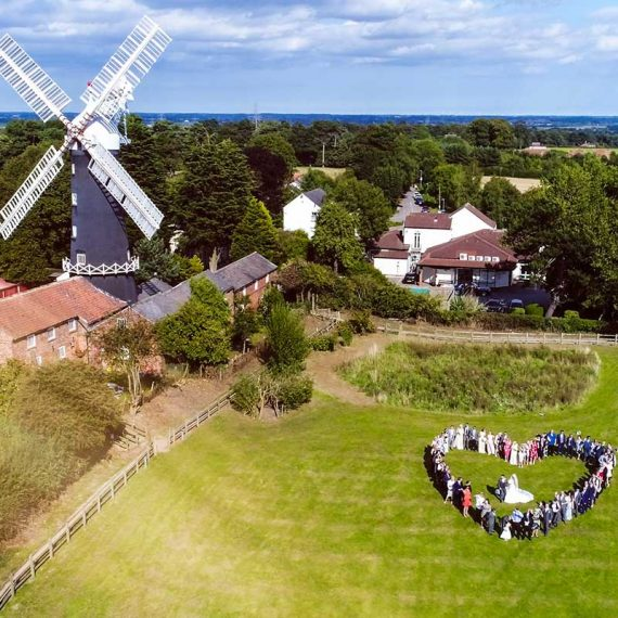 aerial photography east Yorkshire Hull