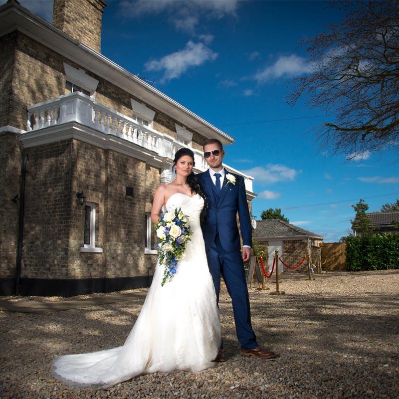 Steve Elliot wedding photographer Hull Drone Photography