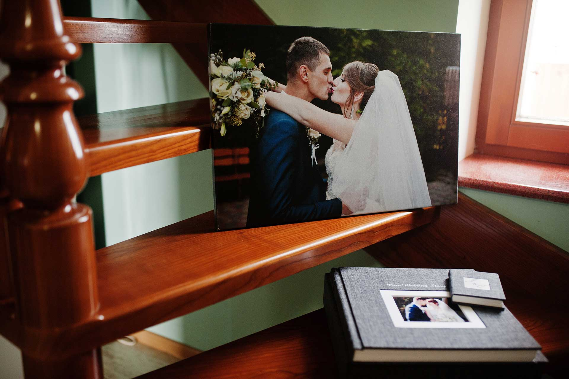 Hull and east Yorkshire wedding photography wall art canvas